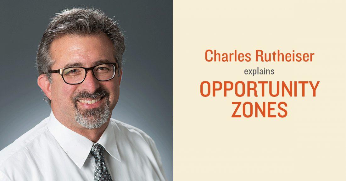 Charles Rutheiser, Senior Associate, The Annie E. Casey Foundation