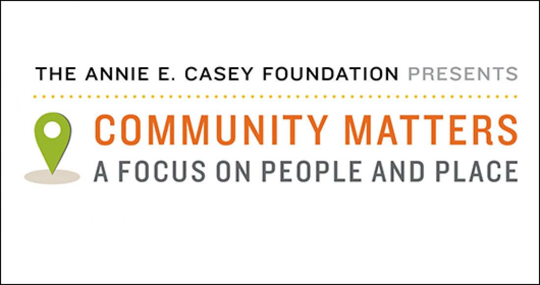 Community Matters: A Focus on People and Place