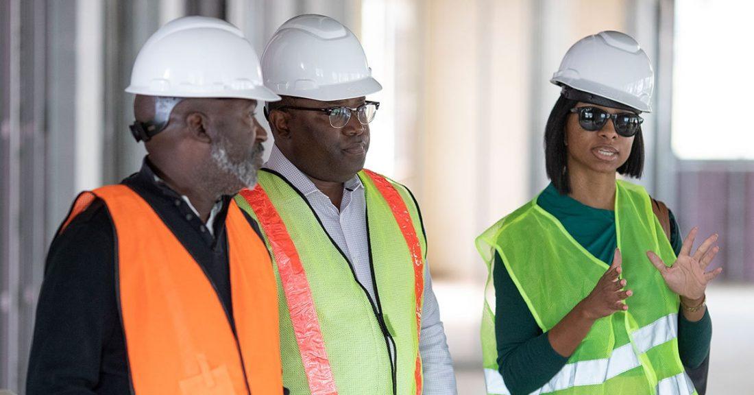 Developers of Pittsburgh Yards in Atlanta, Georgia