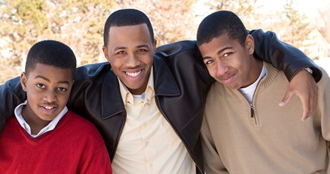 Brain Frames handouts help support positive conversations with youth people from foster care.