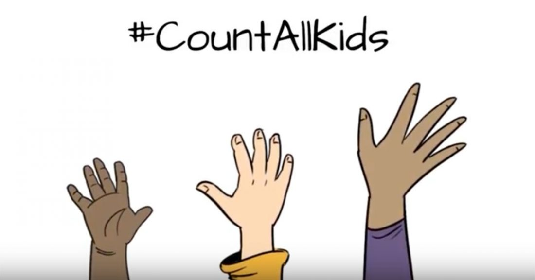 We must count all kids in the 2020 Census