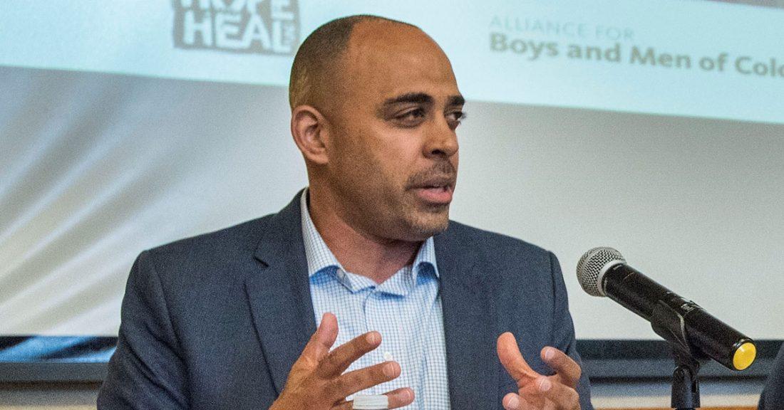 David Muhammad, National Institute for Criminal Justice Reform