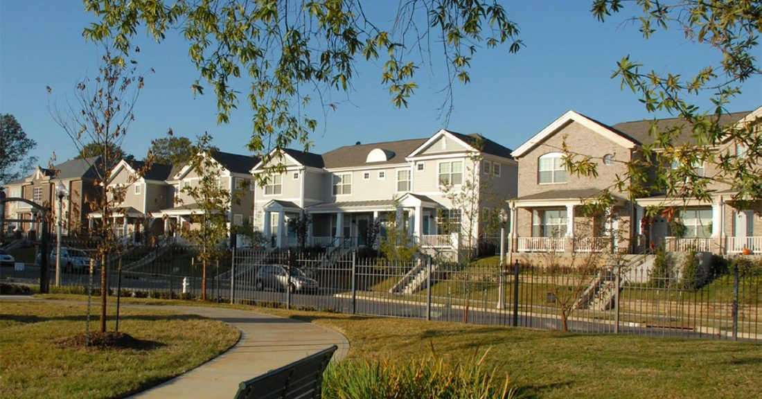 Urban Strategies worked to improve the well-being of families in Memphis, Tennessee