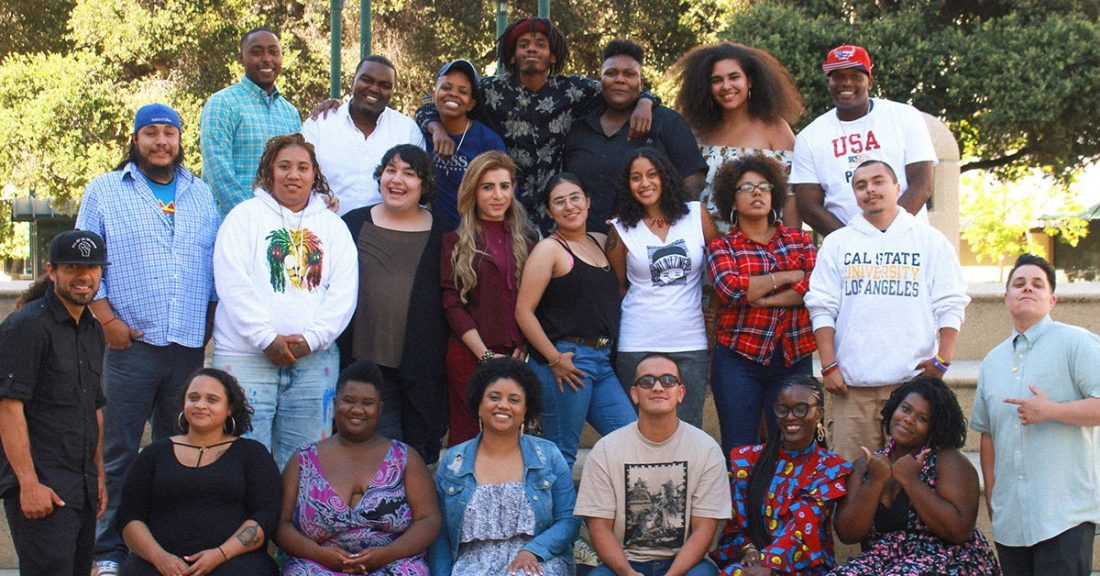 Young leaders in the justice movement