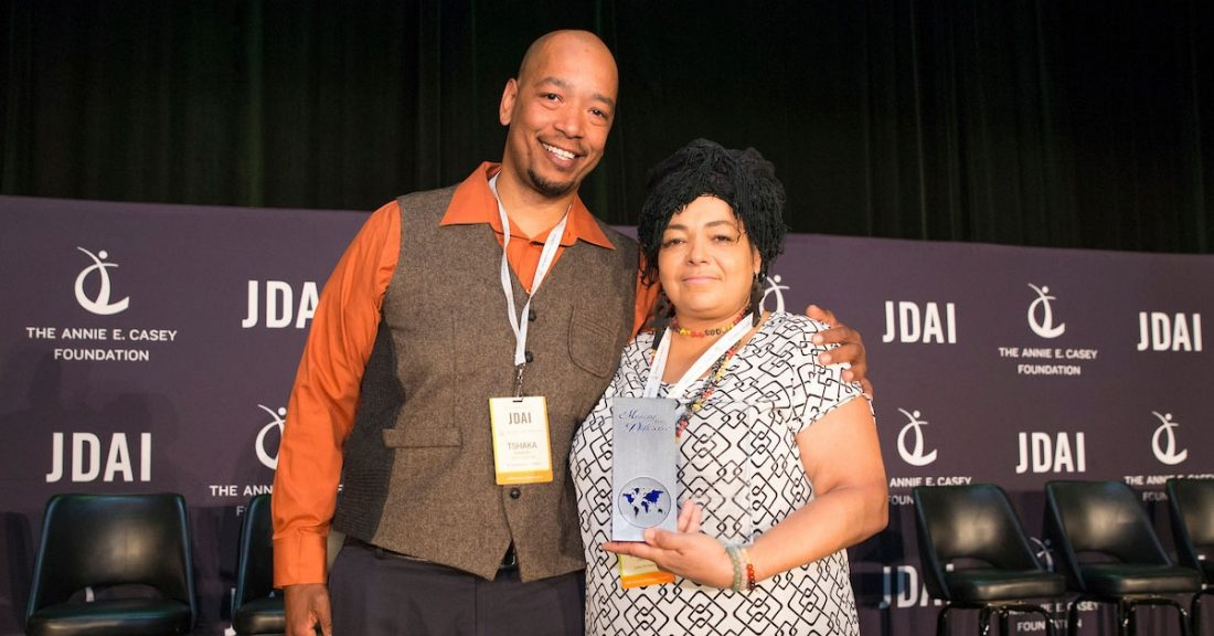 Nominations sought for 2019 JDAI Awards for juvenile justice reformers.