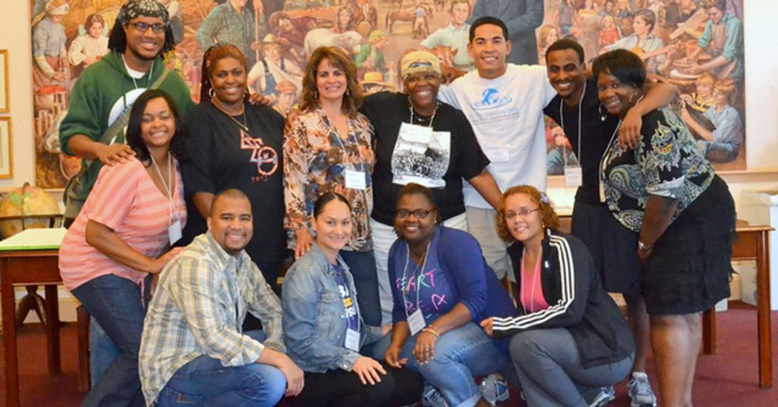 Leaders in helping reform the youth justice system