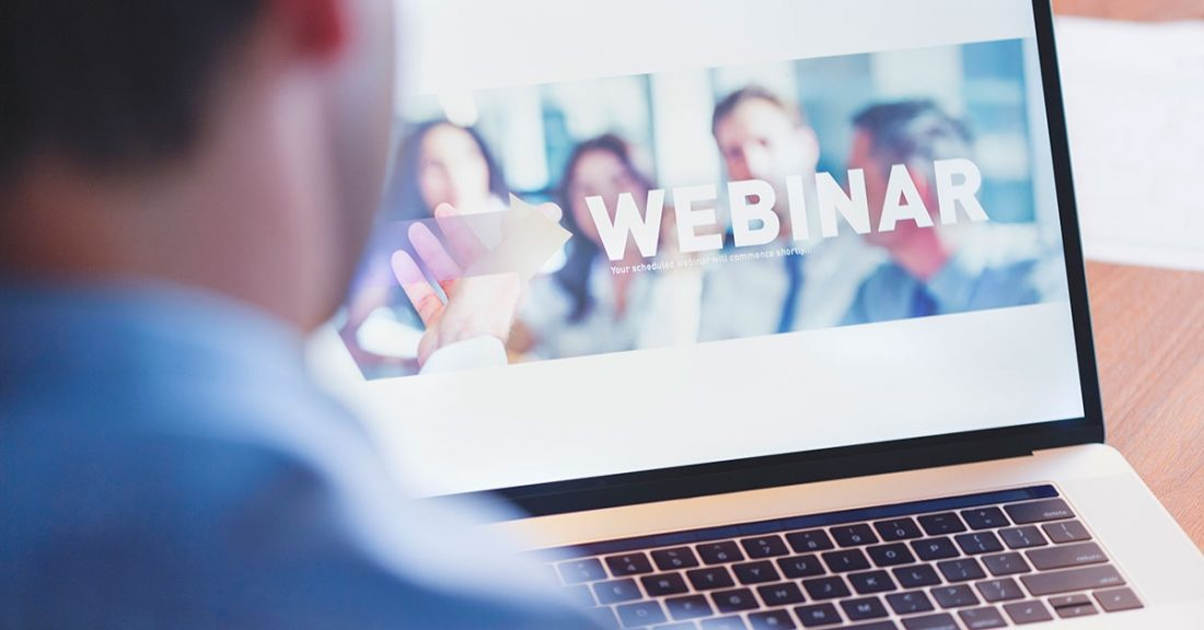 The Casey Foundation hosts free webinars to share knowledge within the field.