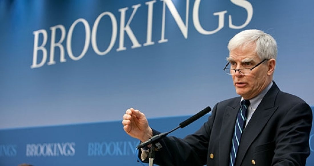 Ron Haskins of the Brookings Institution