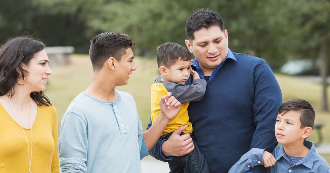 When young people are supported in the community, rather than juvenile detention, they can strengthen family connections.