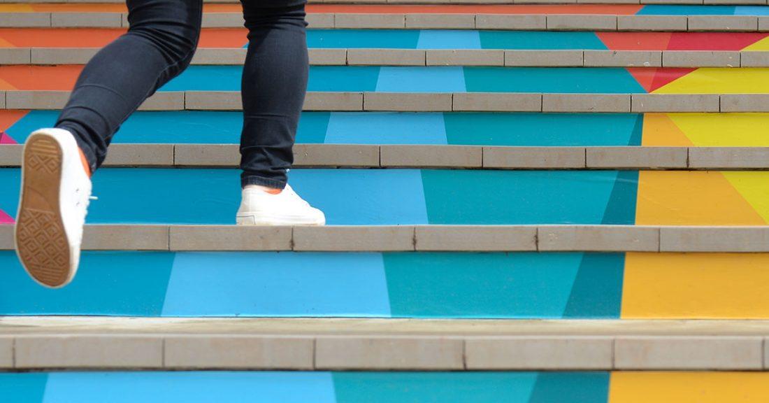Climbing the seven steps toward race equity