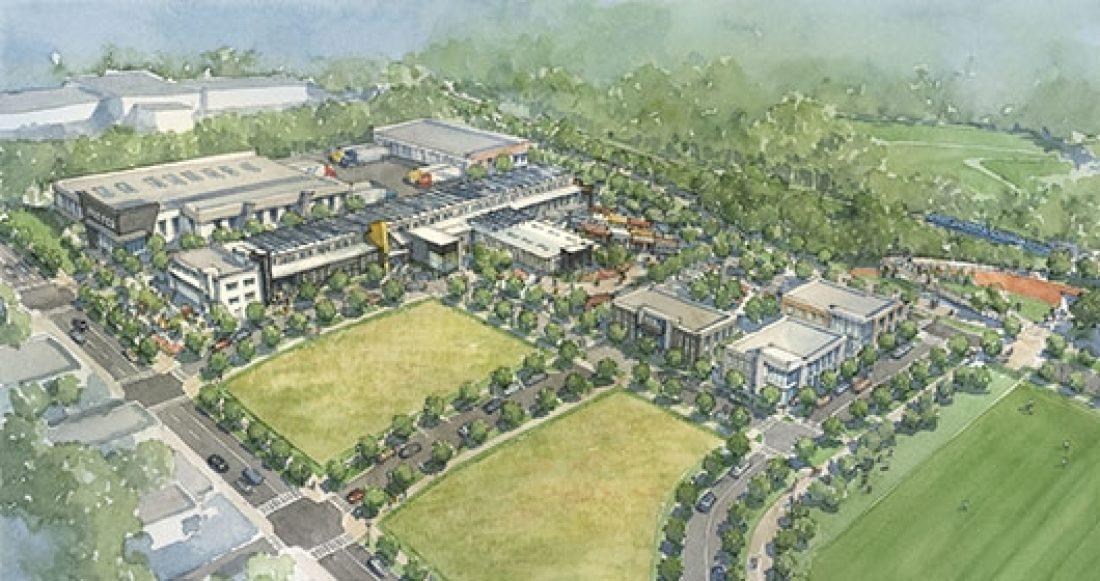 Plans for Pittsburgh Yards development site in Atlanta