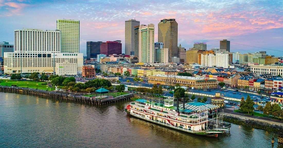 New Orleans is home to an innovative and inclusive economic development effort