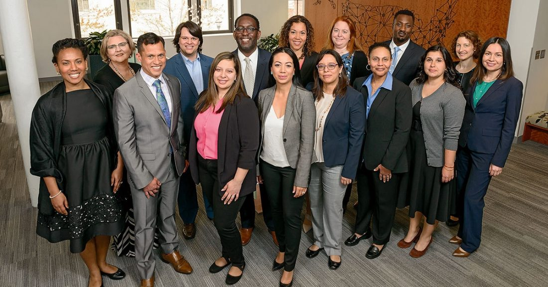 The Annie E. Casey Foundation's 2019-21 Cohort of Children and Family Fellows