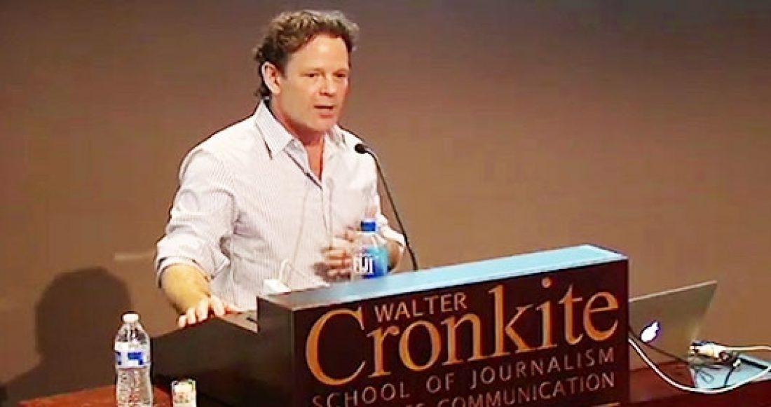 David Bornstein of the Solutions Journalism Network