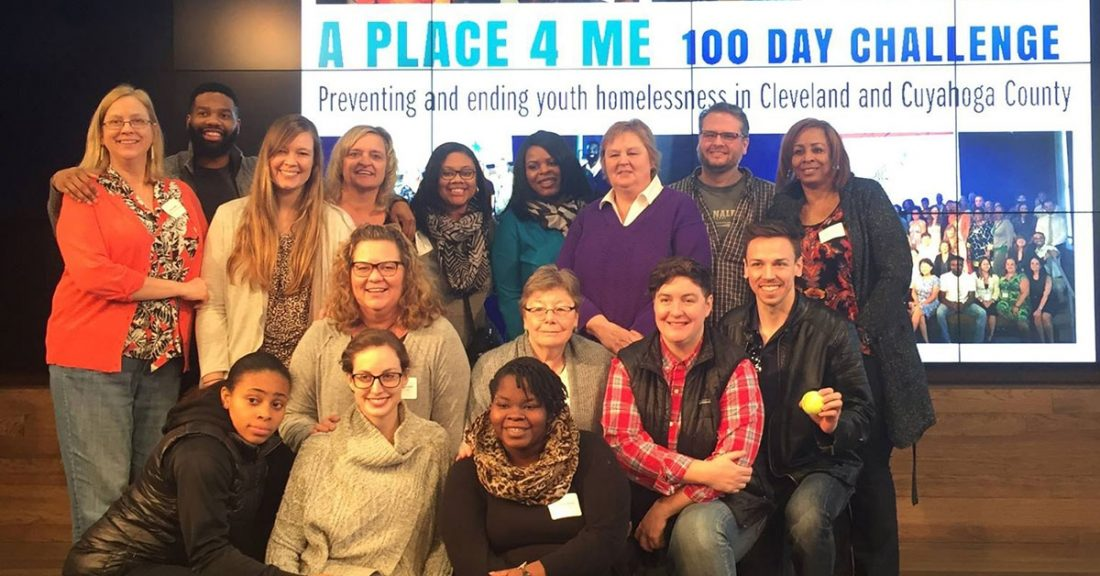A Place 4 Me is focused on ending youth homelessness