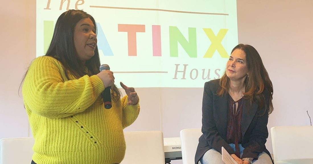 Monica Ramirez and Ana Marie Argilagos