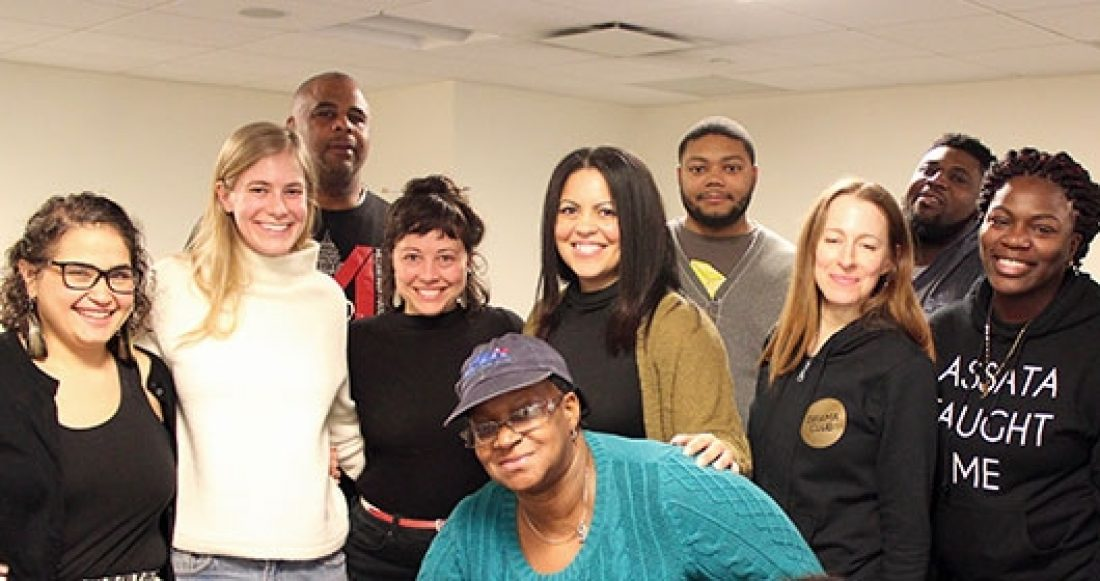 Community Connections for Youth hosts training institutes for community organizations looking to offer alternatives to incarceration.