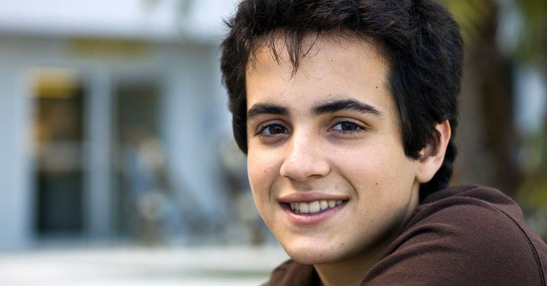 Young Hispanic male