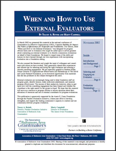 ABAC Whenand Howto Use External Evaluators 2002 cover