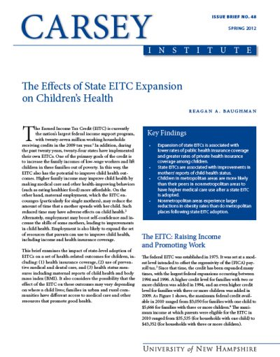 AECF EITC Cover