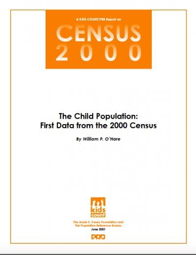 AECF 2001 Child Population First Data2000