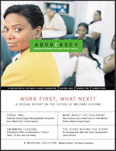 AECF Advocasey Summer2002 cover