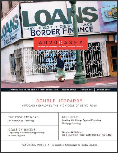 AECF Advocasey Winter2005 cover