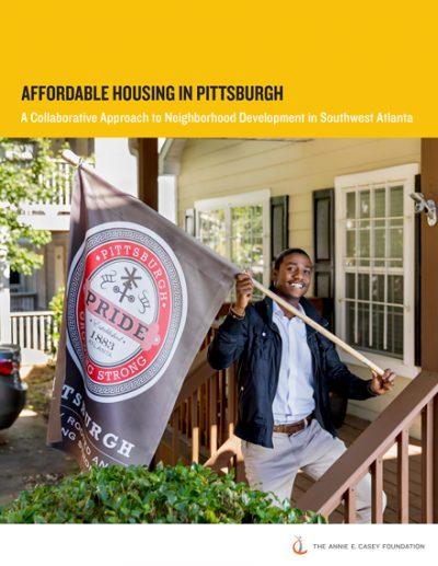 Affordable Housing in Pittsburgh (Atlanta)