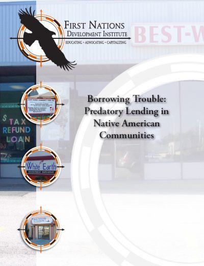 AECF Borrowing Trouble Cover