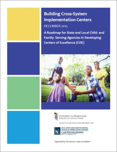 Aecf Buildilng Cross System Centers cover