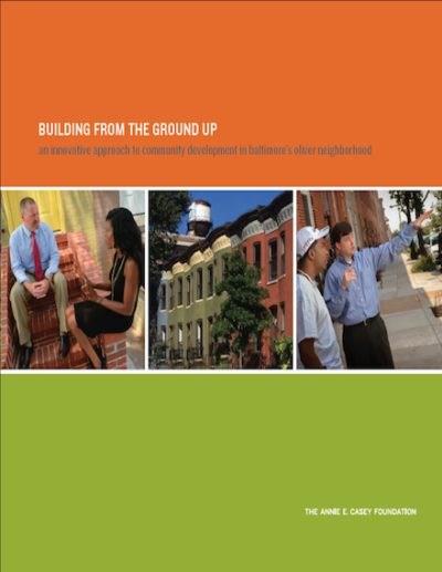 AECF Building Fromthe Ground Up 2015 cover