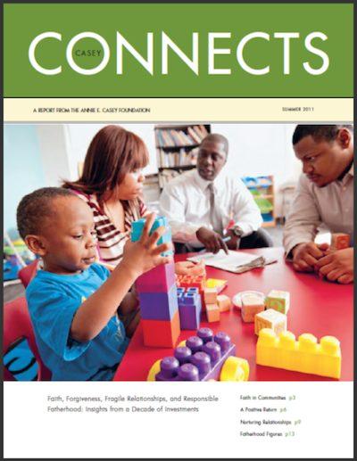 AECF Casey Connects Faith Forgiveness 2011 cover