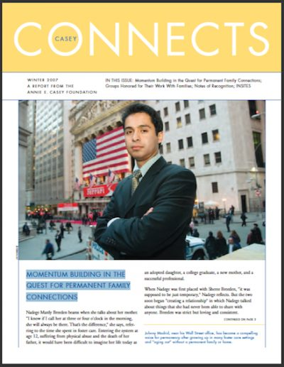 AECF Casey Connects Momentum Building 2007 cover