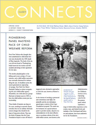 Aecf Casey Connects Spring2000 cover