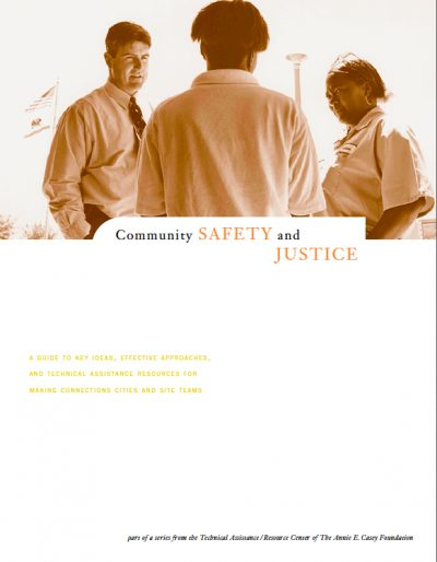 AECF Community Safetyand Justice 2000