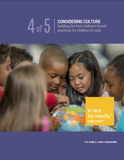 AECF Considering Culture 2017 cover