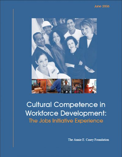 AECF Cultural Competence 2006 cover
