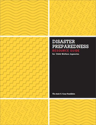 AECF Disaster Preparedness Resource Guide Cover 2009