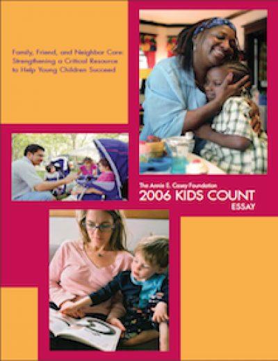 AECF Family Friendand Neighbor Care 2006 cover