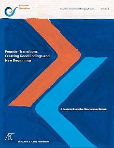 AECF Founder Transitions 2005 Cover
