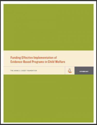 Aecf fundingeffectiveimplementationofebps 2017 cover