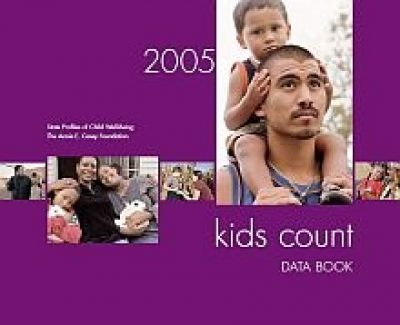 AECF Kids Count Data Book 2005 Cover