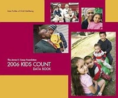 AECF Kids Count Data Book 2006 Cover