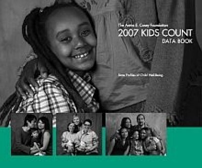 AECF Kids Count Data Book 2007 Cover