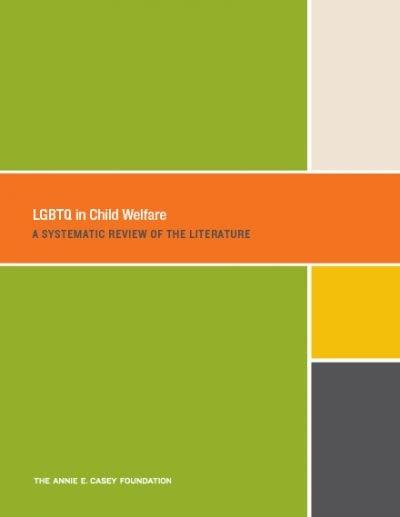 Aecf LGBT Qin Child Welfare 2016 Cover