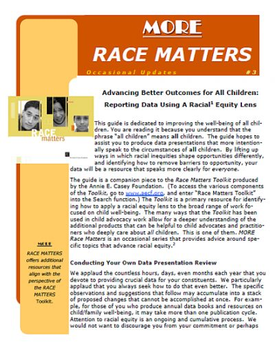 Aecf More Race Matters3 cover