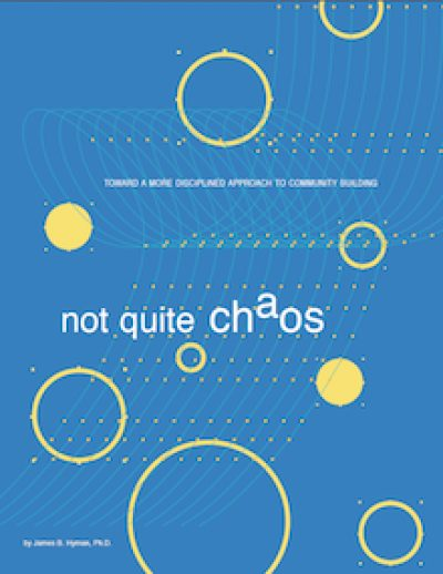 AECF Not Quite Chaos 2002 cover