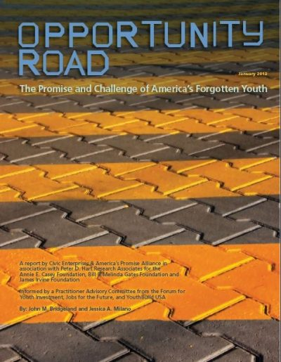 AECF Opportunity Road 2012 Cover