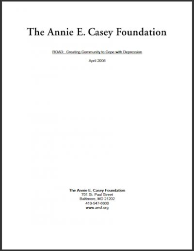 AECF Road 2008 cover