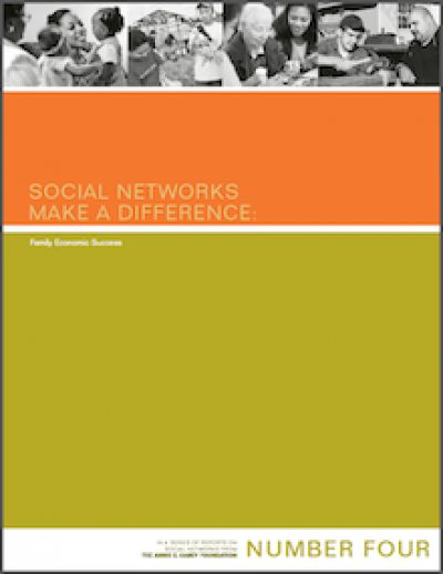 AECF Social Networks Makea Difference 2007 cover